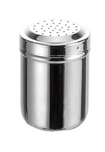 Motta Cocoa Shaker in Mirror Polished Stainless Steel