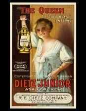 Dietz Lantern Junior Poster