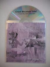 CHEEK MOUNTAIN THIEF : CHEEK MOUNTAIN ♦ CD SINGLE ACETATE PORT GRATUIT ♦