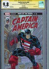 US AGENT Sketch cover art by SCOTT KOLINS CGC SS 9.8 Marvel Disney Avengers