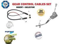 Gear Control Cable C5 407 2400KH Original Citroen Peugeot 6 Gears