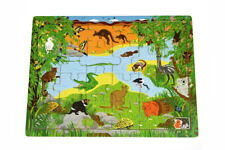 Koala Dream Australian Animal & Name Jigsaw Puzzle