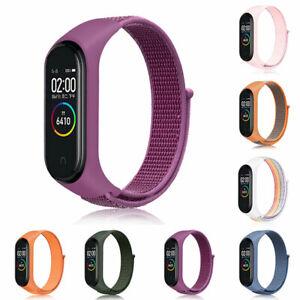 Wrist Straps Quality Silicone Bracelet Soft Wristband For Xiaomi Mi Band 6 5 4 3