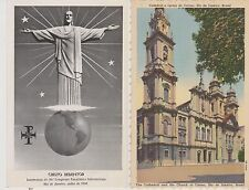 Brazil Unposted Single Collectable South American Postcards