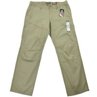 NEW 5.11 Tactical Mens Pants Sz 42x36 Stone Khaki Beige Kodak 2.0 Cotton 74448