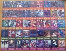 YuGiOh Orica/Anime Style Schicksalsheld-Deck/Set Aster Phoenix 45 Karten