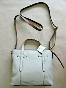 Fossil -Damentasche-NEU - Felicity Satchel/ - Preis pro Stück-grau-