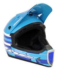 THE Thirty3 DOT Full Face Helmet Cube Blue Large L (58-60cm) New - Retail $105