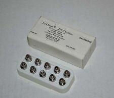 NEW 10 Pcs LiChrospher RP-8 5um 4 X 4mm HPLC Guard Column, La Chrom