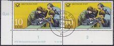 Briefmarken DDR MiNr.2584 Deutsche Post Druckvermerk DV WPD 3 gest