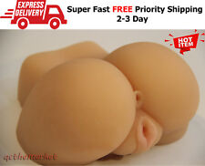 3D Lifelike Realistic Real Solid Silicone Sex Doll Adult Male Love Toy