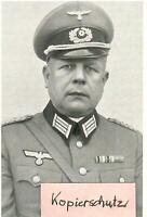 WW 2 General Johannes Erxleben  - Nachrichtenführer in Frankreich 1944/45