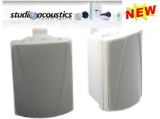 Studio Acoustics SA500UW Indoor / Outdoor Speaker 4 / 8 Ohms Wall mount speakers
