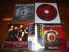 Firewind / Allegiance JAPAN+2 Dream Evil Mystic Prophecy D