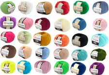 41 Colours YarnArt Jeans Cotton/Acrylic Amigrumi Wool BabyYarn Knitting Crochet