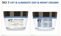 Boots No 7 Lift + Luminate Triple Action Day Cream/Night SPF30 - 1.69oz