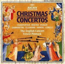 Christmas Concertos,  Import