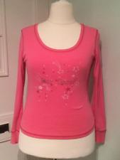 Spirit by BHS Women's Pink Pyjama Top. Size 16