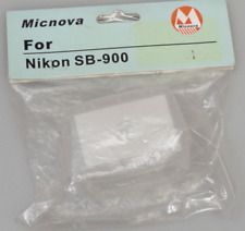 PRL) NIKON SB-900 MICNOVA DIFFUSORE FLASH DIFFUSER FOTO PHOTO BANK DIFFUSION
