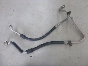 Subaru Impreza WRX GDB STi AC Air Con Compressor Hoses Lines 00-02