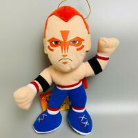 "SEGA Virtua Fighter 2 Plush Doll  Wolf Hawkfield 9"" Plush japan"