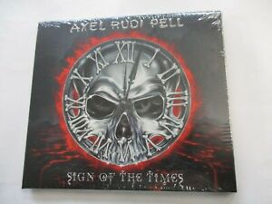 AXEL RUDI PELL - SIGN OF THE TIMES - CD DIGIPACK NEW SEALED 2020