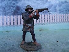 1/32  Del Prado French Artilleryman c.1450 metal figure
