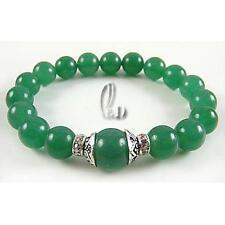 AU SELLER Chic Green Natural Jade Bracelet 020322
