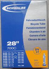 Schwalbe Schlauch DV 17 DV17 28 Zoll Touring