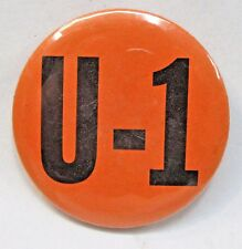 1975 U-1 Pay 'N Pak from TRI-CITES RACE pinback button hydroplane boat racing