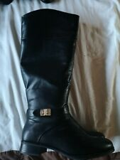 Just Fab Knee High Boots Size 9