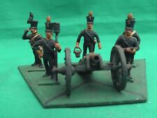 HINCHLIFFE FIGURES 25/28 mm  PAINTED NAPOLEONIC BRUNSWICK HORSE ARTILLERY & GUN
