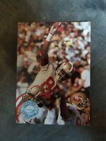 1991 Pro Set Platinum Football Card #140 Jerry Rice - San Francisco 49ers