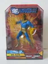 "DC UNIVERSE Classic Wave 8 Giganta series Dr. Fate variant 6"" Action Figure MISB"