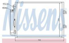 NISSENS Condensador, aire acondicionado RENAULT TWINGO 940126