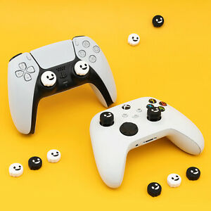 Ghost Thumb Stick Grip Cap Joystick Cover For PS5/PS4/PS3/Xbox 360/Switch Pro
