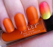 NEW! Julep polish KAYLEN Nail Vernis ~ neon orange creme ~ full size ~ ORANGE