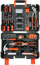 power tools Black Decker Bmt154C Professional Hand Tool Kit 154Pieces Orange