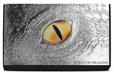 World of Dragons 12 Piece Collector's Box - AZTEC WELSH CHINESE SILVER IN STOCK!
