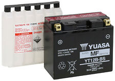 SUZUKI 2003-2013 LT-Z400 QUADSPORT YUASA MAINTENANCE FREE BATTERY