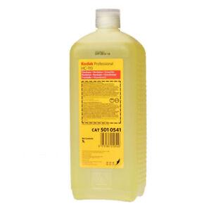 Kodak HC110 film developer  1 litre liquid consentrate - expired ( 2020-03)