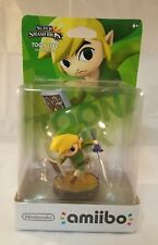 New Nintendo Amiibo Super Smash Bros. Series Toon Link for Nintendo Wii U