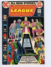 Justice League of America #100 DC 1972