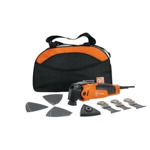 FEIN Oscillating Multi Tool Wood Metal Sanding MM 500 Plus MultiMaster Start