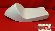 CAFE RACER FIBREGLASS SEAT NEW & UNUSED DOMINATOR STYLE IN WHITE