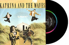 "KATRINA AND THE WAVES - IS THAT IT? - 7"" 45 VINYL RECORD PIC SLV 1986"
