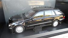 MERCEDES BENZ E-KLASSE T-MODELL CLASS au 1/18 KYOSHO B66962167 voiture miniature