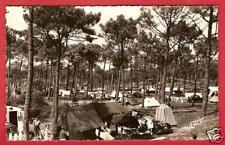 CPSM postcard Le coin des Campeurs Camping forêt SAINT JEAN DE MONTS 85 Vendée A