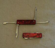 DDR Taschenmesser 7 cm, 4 Funktionen - MW VEB Messerwerke Weimar