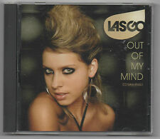 Lasgo Out of My Mind 2008 Limited Edition Promo Remixes CD